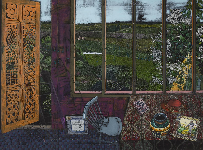 Jesper Christiansen - Paradismaleri # XXI Fruens Hus
