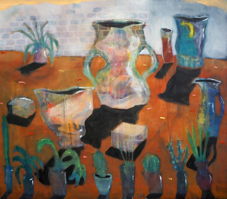 Tom Anholt - Girl Pot